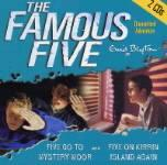 Five Go to Mystery Moor AND Five on Kirrin Island Again CD (Famous Five #6 & #13)