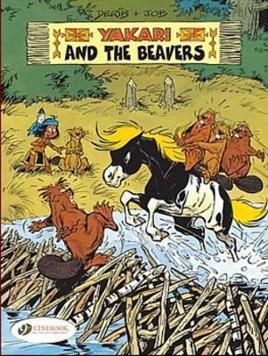 Yakari and the Beavers (#3)