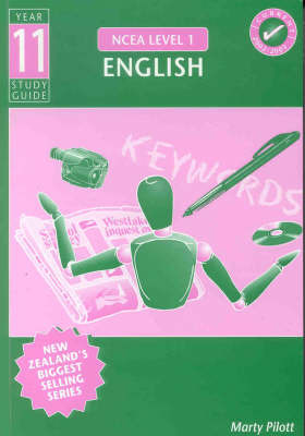 English Year 11 -  Study Guide (NCEA Level 1)