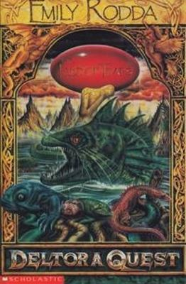 Deltora Quest 1: #2 Lake of Tears (Old Cover)