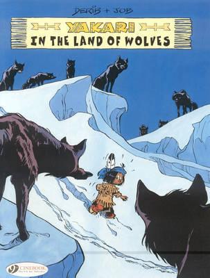 Yakari in the Land of Wolves #6