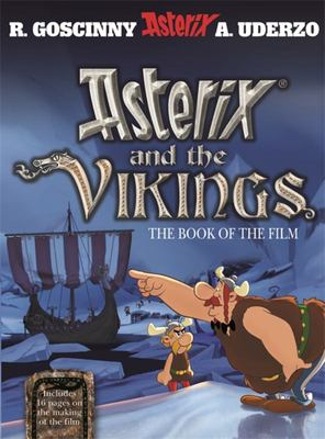 Asterix and the Vikings TP Book of the Film