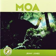 Moa  Out of print