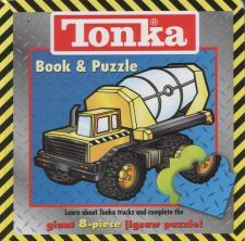 Tonka Book and Puzzle