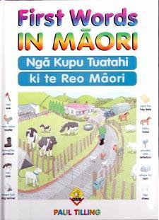 First Words in Maori (out of print)