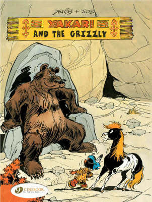 Yakari and the Grizzly (#4)
