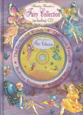 Shirley Barber's Fairy Collection CD & Book