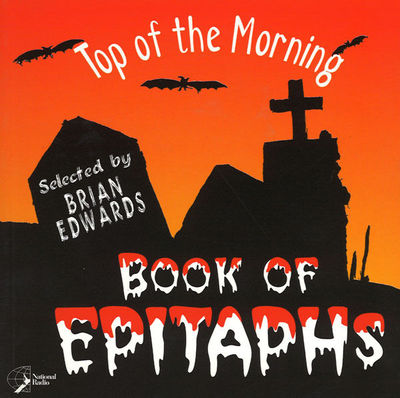 Top of The Morning Book of Epitaphs