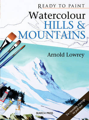 Watercolour Hills and Mountains