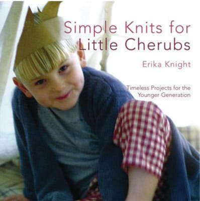 Simple Knits For Little Cherub