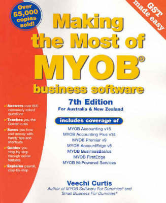 Making the Most of MYOB