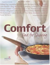 Comfort : Food For Sharing (Starship Foundation Cookbook)
