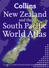 Collins New Zealand and the South Pacific World Atlas