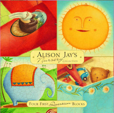Alison Jay's Nursery Collection: Four First Question Books