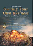 Owning your own business:an overview of things to consider