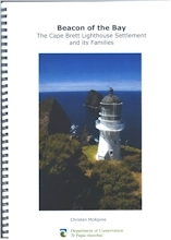 Beacon of the Bay: The Cape Brett Lighthouse Settlement and its Families