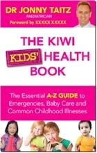 Kiwi Kids Health Book