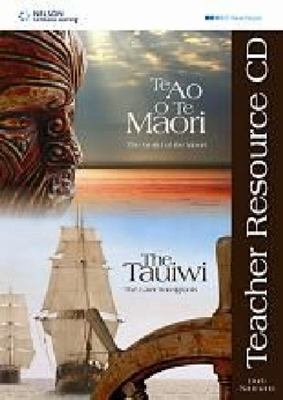 Te Ao o Te Maori & The Tauiwi : Teacher Resource CD
