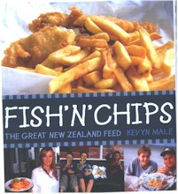 Fish'n chips:The great New Zealand feed