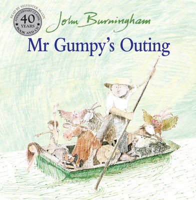 Mr Gumpy's Outing (Book & CD)