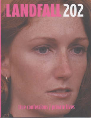 Landfall 202: True Confessions/private Lives