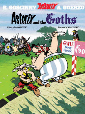 Asterix and the Goths: Book 3