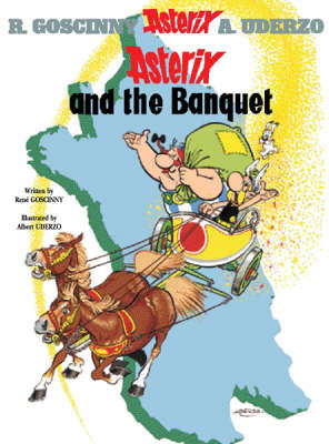 Asterix and the Banquet: Book 5