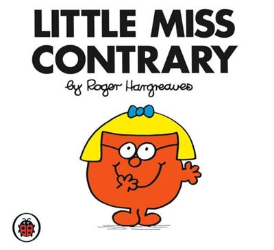 Little Miss Contrary (Mr Men & Little Miss)