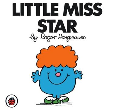 Little Miss Star (Mr Men & Little Miss)