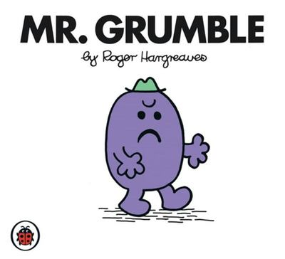 Mr Grumble (Mr Men & Little Miss)