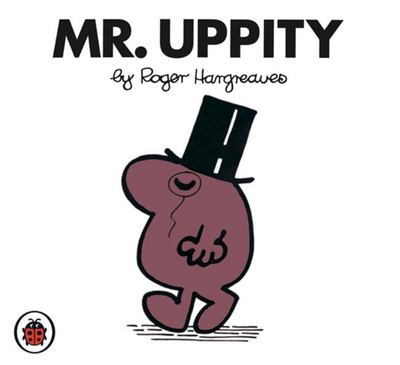 Mr Uppity (Mr Men & Little Miss)