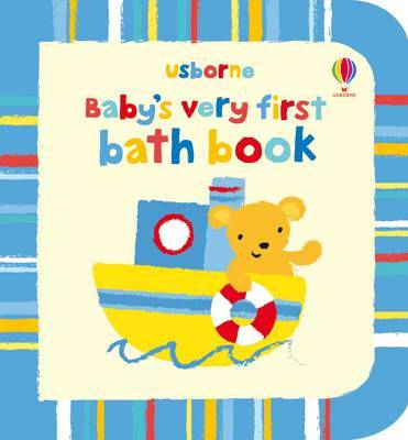 Baby's Very First Bath Book (Baby's Very First Books)