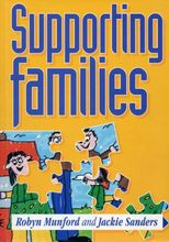 Homepage supporting families