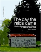 The day the raids came: Stories of survival and resistance to the state terror raids [Handling fee and freight charge may apply]