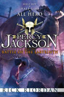 Percy Jackson and the Battle of the Labyrinth (hardback)