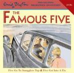 Five Go to Smugglers Top & Five Get Into a Fix (Famous Five CD)