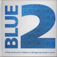 Blue 2 Pop Up Book For Childre