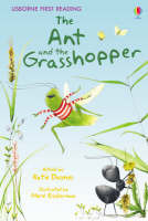 The Ant and the Grasshopper (Usborne First Reading Level 1)