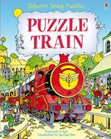 Puzzle Train (Usborne Young Puzzles)