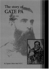 The Story of Gate Pa, April 29th, 1864