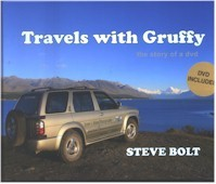 Travels with Gruffy: The story of a 4wd.