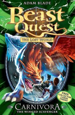 Carnivora the Winged Scavenger (Beast Quest: The Lost World #42)