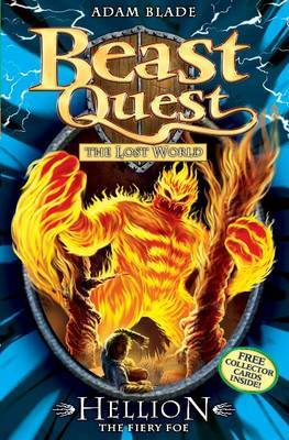 Hellion the Fiery Foe (Beast Quest: The Lost World #38)