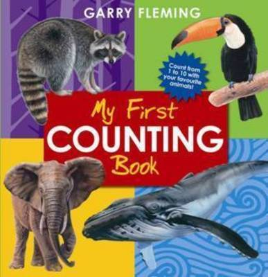 My First Animals Counting Book