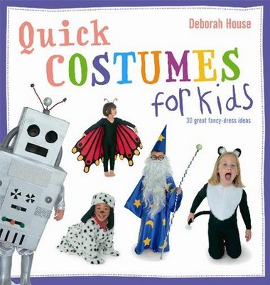 Quick costumes for kids