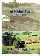 Tui Ridge Farm 1897-1985