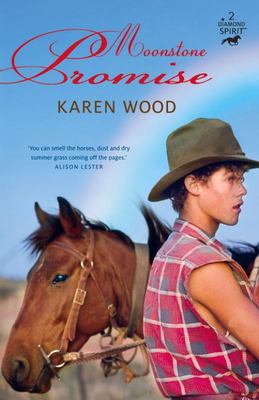 Moonstone Promise (Diamond Spirit #2)