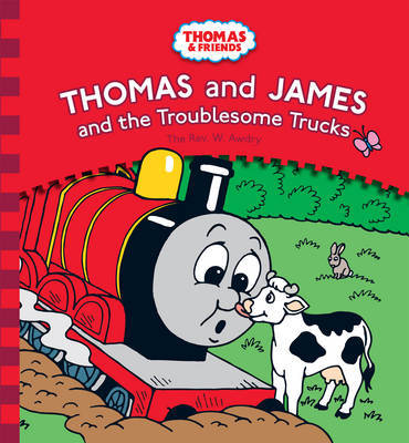 Thomas and James and the Troublesome Trucks