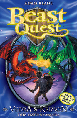 Vedra and Krimon: Twin Beasts of Avantia (Beast Quest Bumper Book #1)