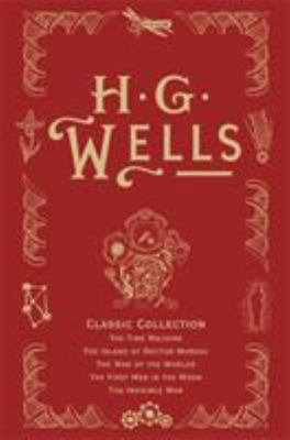 HG Wells Classic Collection: v. I